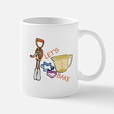 Lets Bake Mugs