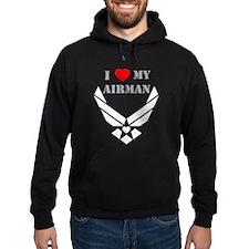 Love airman Hoodie