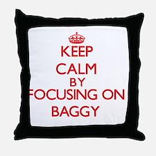 Baggy Throw Pillow