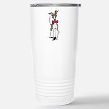 Italian Greyhound Antonio Travel Mug