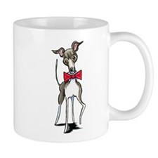 Italian Greyhound Antonio Mugs