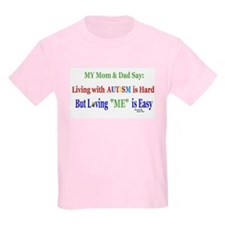 S.m.a.a.r.t.mom's What My Parents Say T-Shirt