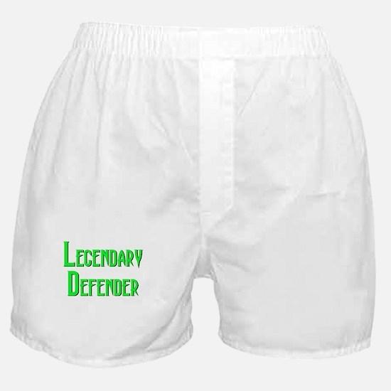 Legendary Defender - Necromancer Boxer Shorts