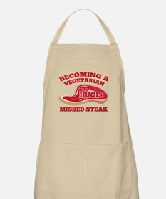 Becoming A Vegetarian Is A Huge Missed Steak Apron