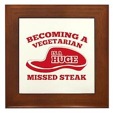 Becoming A Vegetarian Is A Huge Missed Steak Frame