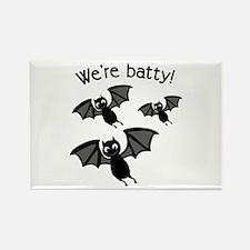 Were Batty Magnets