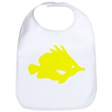 Yellow Needle Nose Fish Bib