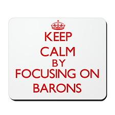 Barons Mousepad