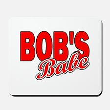 BOB'S BABE Mousepad