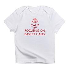 Basket Cases Infant T-Shirt