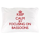 Bassoon Pillow Cases