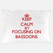 Bassoons Pillow Case