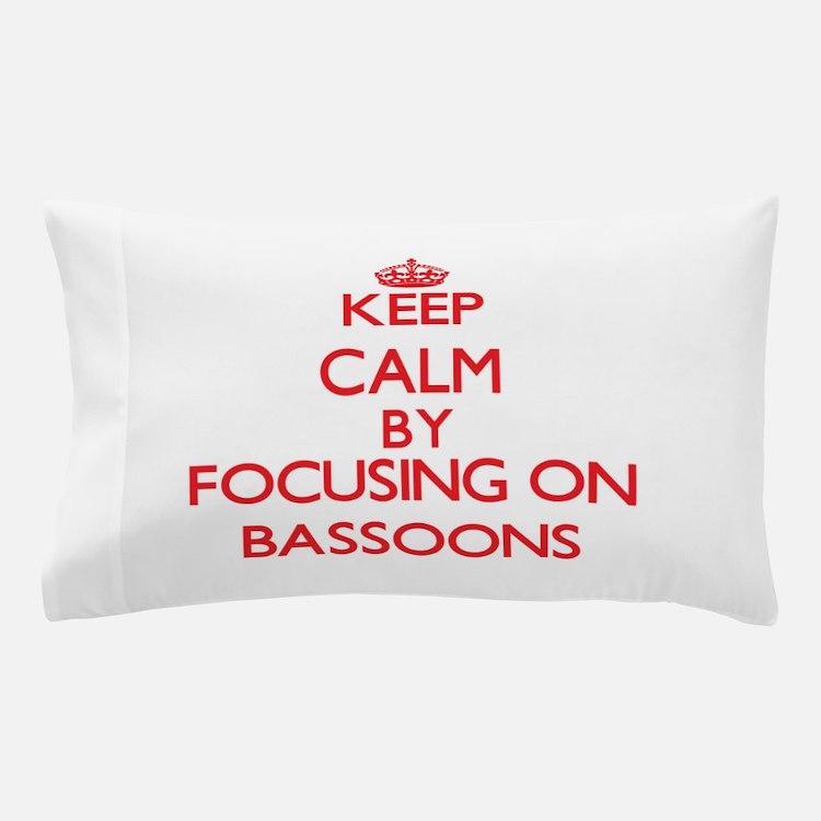 Bassoons Pillow Case