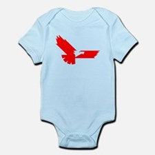 Red Eagle Body Suit