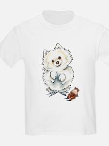 Pomeranian Boo T-Shirt