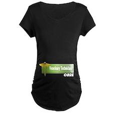 Veterinary Technicians Care T-Shirt