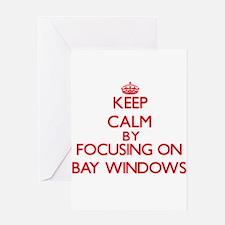 Bay Windows Greeting Cards