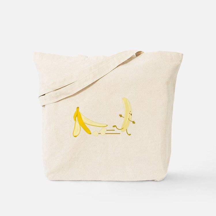 Banana Escape Tote Bag
