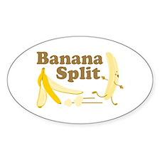 Banana Split Decal