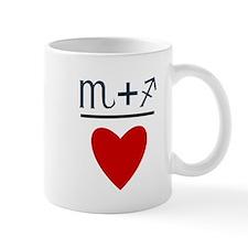 Scorpio + Sagittarius = Love Mugs
