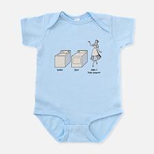 W-D-F&PA Infant Bodysuit