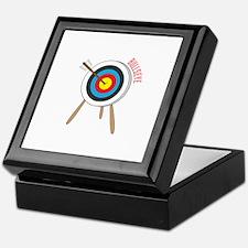 Bullseye Keepsake Box