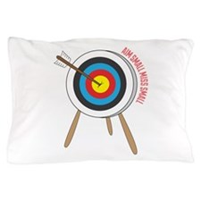 Aim Small Pillow Case