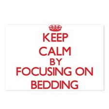 Bedding Postcards (Package of 8)