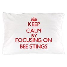 Bee Stings Pillow Case