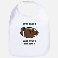 Personalized Funny Thanksgiving Bib
