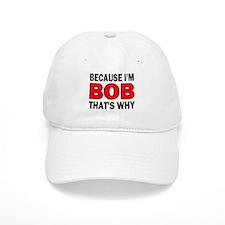 I'M BOB Baseball Cap