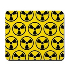 Radioactive Pattern Mousepad