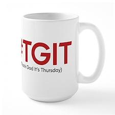 #TGIT Mug