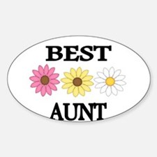 Best Aunt Decal