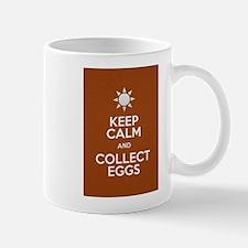Keep Calm Collect Eggs Mugs