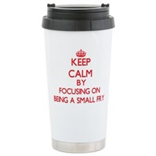 Being A Small Fry Travel Mug