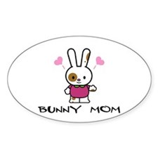 Funny Bunny Decal