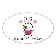 Unique Bunny Decal