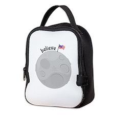Believe Neoprene Lunch Bag
