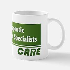 Therapeutic Recreation Specialists Care Mug