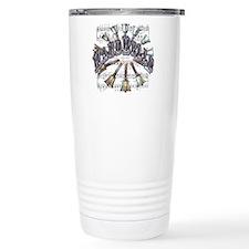 Cute Handbell Travel Mug