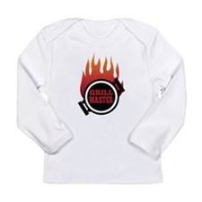 Grill Master Long Sleeve T-Shirt