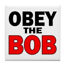 OBEY BOB Tile Coaster