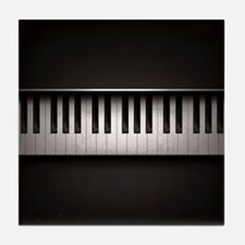 Piano Tile Coaster