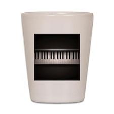 Piano Shot Glass