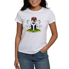 Nigeria Coat of Arms Tee