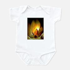 Magnolia grandiflora night bl Infant Bodysuit
