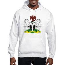 Nigeria Coat of Arms Hoodie