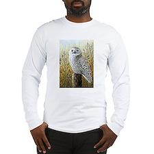 Bird 65 Owl Long Sleeve T-Shirt