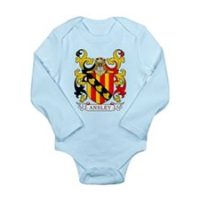 Ansley Coat of Arms Body Suit